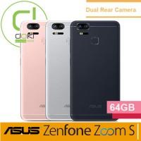 Asus Zenfone Zoom S (ze553kl) 4gb / 64gb Garansi Resmi