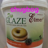 Jual Elmer dip glaze green tea 1kg I Matcha I Selai green tea chocomaltine Murah