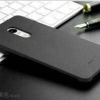 Case Slim Black Matte Xiaomi Redmi Note 3 Softcase Anti minyak