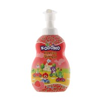 Kodomo Shampoo Anak Strawberry Botol Pump 200 ml