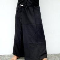 Jual Celana Sarung Hitam Original Preview by Itang Yunasz Murah