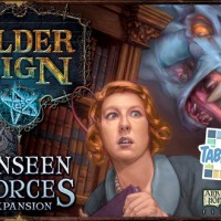 Elder Sign : Unseen Force Expansion