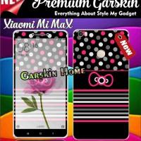 Premium Garskin xiaomi mi max custom & macam tipe hp lainnya