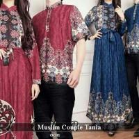 Muslim COuple Terbaru | Fashion Couple Berkualitas | Tania