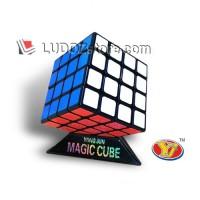 Rubik 4x4 BLACK Base LICIN Cocok Utk Speed Magic Cube 4x4x4