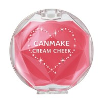 Canmake Cream Cheek 14 Apple Cream Red
