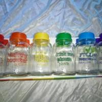 Jual botol kaca asi rainbowpack Murah