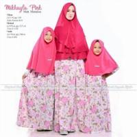 Harga grosir murah baju muslim pasangan mikhayla couple ibu dan | Pembandingharga.com