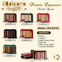 Jual Makara Premio Organizer/MPO Midili/Tas/Dompet Selempang/HP/Tablet 7