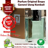 Parfum Original Pria Aigner Man2 Man 2 Parfume Ori Minyak Wangi Asli