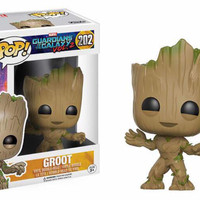 Jual Funko Pop Figure Guardian of the Galaxy 2 / Figure Groot / Baby Groot Murah