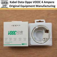 Kabel Data Oppo Vooc 4a Ampere Original Micro Usb F1 F1s F3 R7 Plus N3
