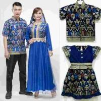 Jual Baju Batik 1 Keluarga  Jual baju batik 1 keluarga murah