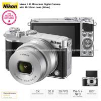 Harga nikon 1 j5 mirrorless digital camera with 10 30mm lens silver | Pembandingharga.com