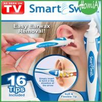 Smart Swab pembersih kuping cotton bud waxvac disedot ear clenner