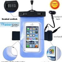 Jual Case Waterproof sarung HP Anti Air (Bikin HP jadi kamera underwater) Murah