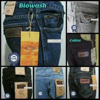 Jual Celana Jeans Wrangler Standar/Reguler CO Branded Bandung Murah