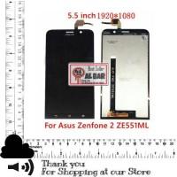 ASUS ZENFONE 2 Z00AD ZE551ML LCD TOUCHSCREEN FULLSET ORI 100%