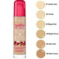 BOURJOIS HEALTHY MIX SERUM FOUNDATION BEIGE CLAIR 53