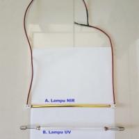 Lampu NIR untuk Oven Industri (NIR Lamp for Industrial Oven)