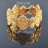 Gelang etnik bunga kebaya PZG14198