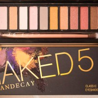 NEW NAKED 5 URBAN DECAY
