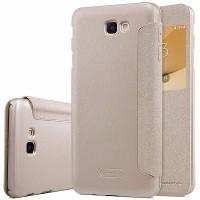 Case Samsung Galaxy J7 Prime/On 7-Ori Casing Nillkin Sparkle Leather C