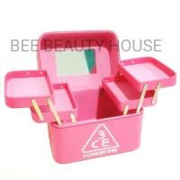 Jual Koper Rias makeup beauty case Kotak kosmetik 3CE 3concept eyes korea Murah