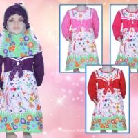 Baju Muslim Anak Perempuan. Baju Bayi . Gamis Anak. 545