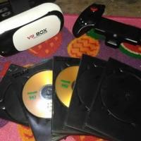 Stick Ipega + VR Box + Games & video