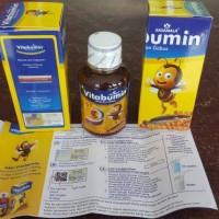 Jual madu anak vitabumin ekstrak albumin ikan gabus Asli / Original Murah