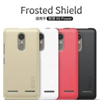 hardcase nillkin frosted shield case Lenovo K6 power