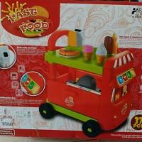 Jual trolley fast food Murah