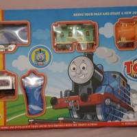 Jual mainan kereta thomas asap remote Murah