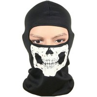 Balaclava / Topeng Tactical Mask Airsoft Skull