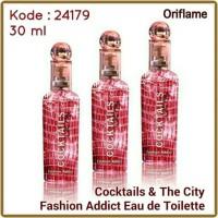 Jual Cocktails & The City Fashion Addict Eau de Toilette (edt) Murah