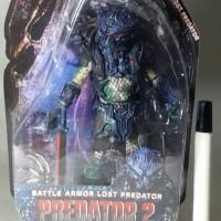 Sale Battle armor lost predator Predators Tinggi 7inch Original neca