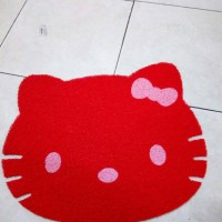 Jual KESET PVC HELLO KITTY Murah