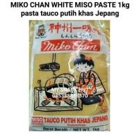 MIKO CHAN WHITE MISO PASTE - PASTA TAUCO PUTIH JEPANG 1KG