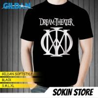 Jual Kaos Band Gildan Dream Theater Murah