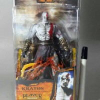 Sale God of war Kratos Tinggi 7inch Original neca Full artikulasi