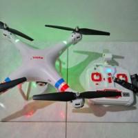 Jual drone syma x8hw +landing dji phantom 3 Murah