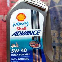 Shell Ultra Matic / Scooter 100% Synthetic 1 Liter