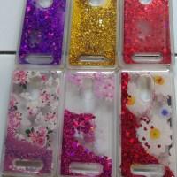 Jual Water Case Jelly Sand Glitter Sparkling Xiaomi Redmi Note 3 / Pro Murah
