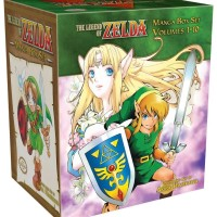 LEGEND OF ZELDA BOX SET (The Legend of Zelda)