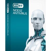 Jual ESET NOD32 Antivirus ANTI VIRUS (Renewal(perpanjangan) 1 PC 1 Tahun) Murah