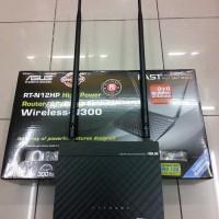 Router Asus RT N / RTN 12HP / 12 HP Wireless Resmi 3 tahun