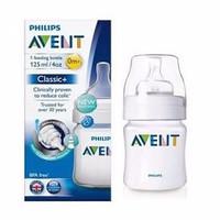 Jual Botol Susu Philips AVENT Classic PP Bottle 125ml Wide Neck BPA Free Murah