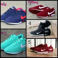 Jual Nike Running For Women Sepatu Santai Casual Wanita Sepatu Sport Murah