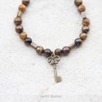 Jual Copper Key Charm Murah